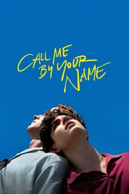 Call Me by Your Name poster #1521068