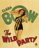 The Wild Party movie poster