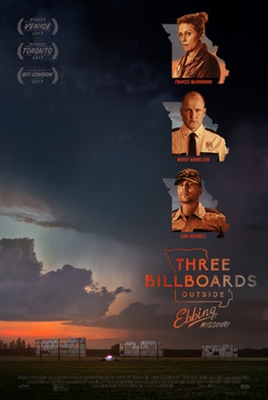 Three Billboards Outside Ebbing, Missouri poster #1521291