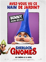 Gnomeo & Juliet: Sherlock Gnomes #1521335 movie poster