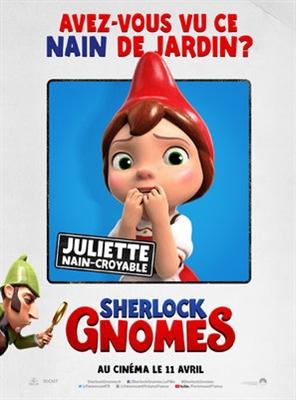 Gnomeo & Juliet: Sherlock Gnomes poster #1521336