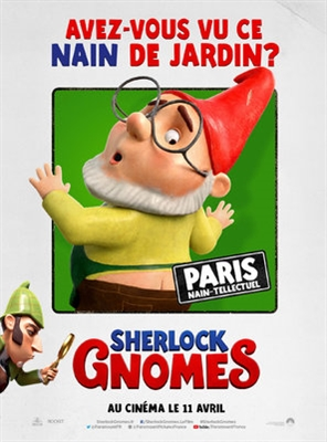 Gnomeo & Juliet: Sherlock Gnomes poster #1521337
