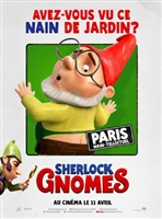 Gnomeo & Juliet: Sherlock Gnomes #1521337 movie poster