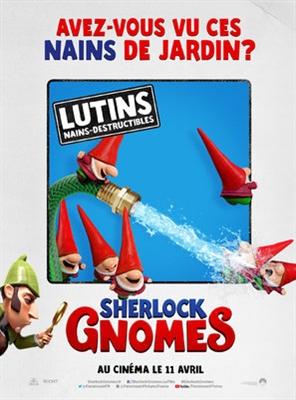 Gnomeo & Juliet: Sherlock Gnomes poster #1521338
