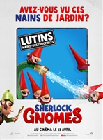 Gnomeo & Juliet: Sherlock Gnomes #1521338 movie poster