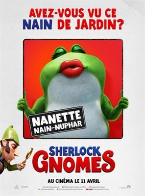 Gnomeo & Juliet: Sherlock Gnomes poster #1521339