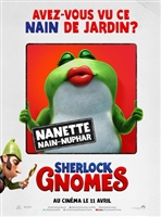 Gnomeo & Juliet: Sherlock Gnomes #1521339 movie poster