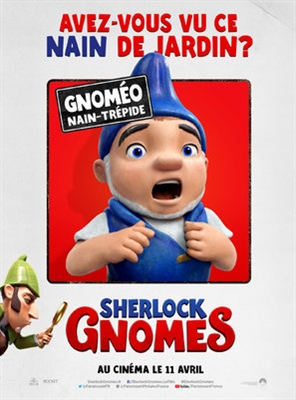 Gnomeo & Juliet: Sherlock Gnomes poster #1521340