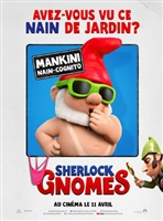 Gnomeo & Juliet: Sherlock Gnomes #1521341 movie poster