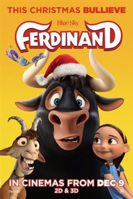The Story of Ferdinand  poster #1521539