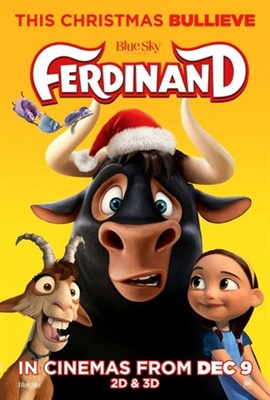 The Story of Ferdinand  poster #1521758
