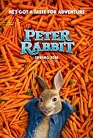 Peter Rabbit #1522016 movie poster