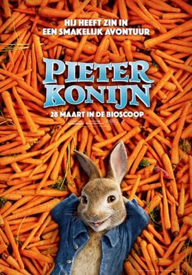 Peter Rabbit poster #1522032