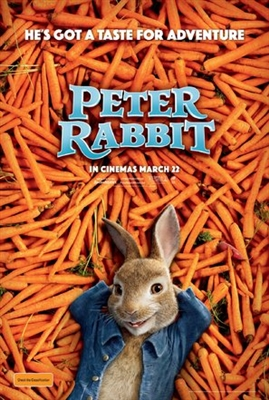 Peter Rabbit poster #1522033