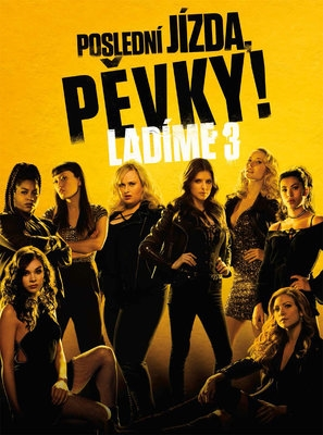 Pitch Perfect 3 poster #1522077