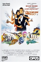 Octopussy movie poster