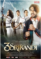 3 Srikandi movie poster