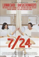 7 Hari 24 Jam movie poster