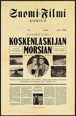 Koskenlaskijan morsian poster #1522744