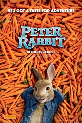 Peter Rabbit poster #1522899