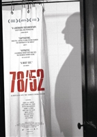 78/52 movie poster