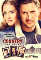 A Very Country Christmas movie poster