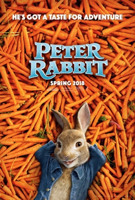 Peter Rabbit poster #1523150