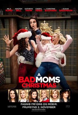 A Bad Moms Christmas poster #1523172