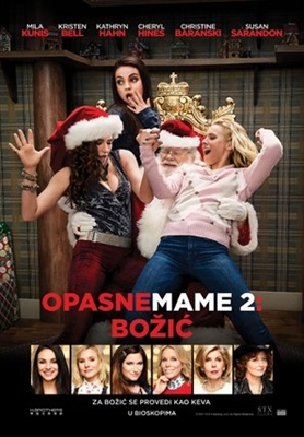 A Bad Moms Christmas poster #1523174