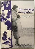Une semaine de vacances movie poster