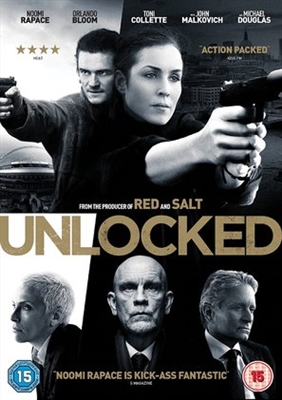 Unlocked poster #1523470