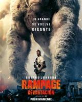 Rampage #1523705 movie poster