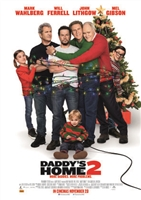 Daddy's Home 2 movie poster