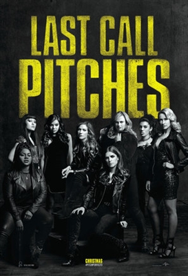 Pitch Perfect 3 poster #1523934