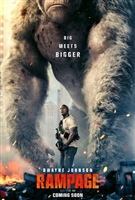 Rampage #1523935 movie poster