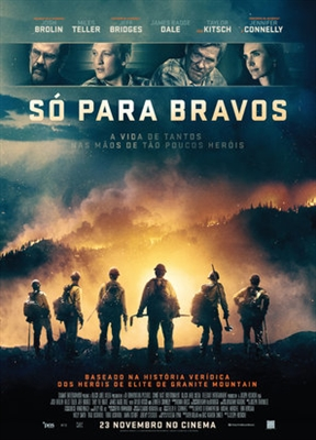 Only the Brave poster #1523982