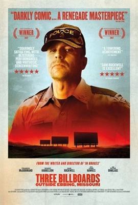 Three Billboards Outside Ebbing, Missouri poster #1524075