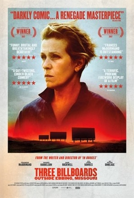 Three Billboards Outside Ebbing, Missouri poster #1524077