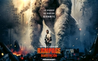 Rampage #1524124 movie poster