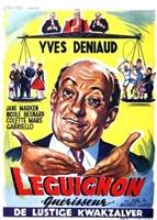 Leguignon guérisseur movie poster