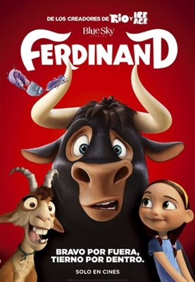 The Story of Ferdinand  poster #1524266