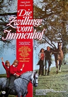 Die Zwillinge vom Immenhof movie poster