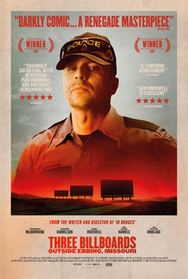 Three Billboards Outside Ebbing, Missouri poster #1524487