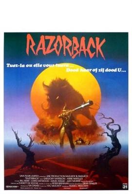 Razorback poster #1524568