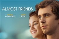 Almost Friends movie poster