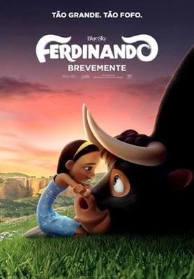 The Story of Ferdinand  poster #1524841