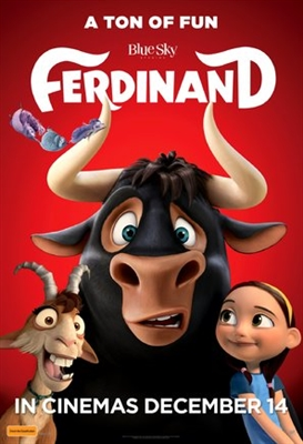 The Story of Ferdinand  poster #1524955