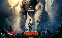 Rampage #1525119 movie poster