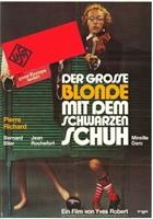 Le grand blond avec une chaussure noire movie poster