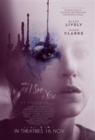 All I See Is You #1525160 movie poster